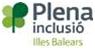 Logotipo de PLENA INCLUSIÓ Illes Balears
