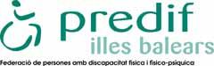 Logotipo de Predif